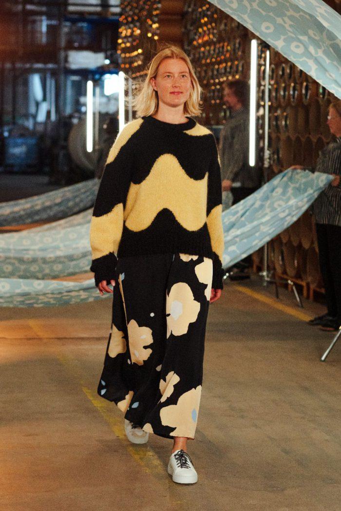 「Marimekko(マリメッコ)」のアート柄をまとってポジティブに