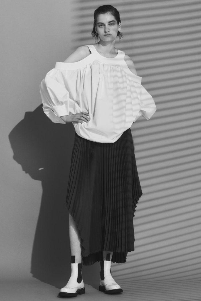 「beautiful people(ビューティフルピープル)」、2021-22年秋冬コレクションを発表 「上と下」をリバーシブルに