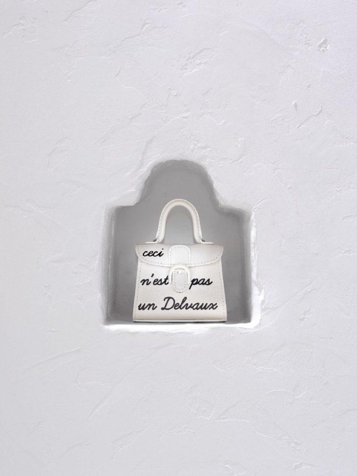 「DELVAUX(デルヴォー)」、ハンドバッグコレクション「Magritte Act II」発売