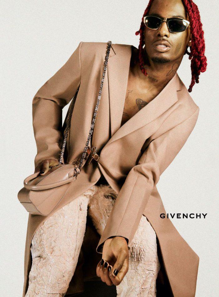 「GIVENCHY(ジバンシィ)」、グローバル広告キャンペーンを公開