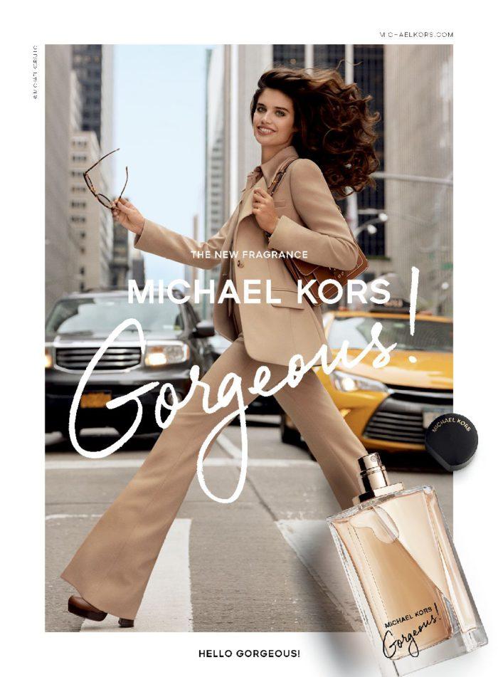 MICHEAL KORS(マイケル・コース)、新作フレグランス「ゴージャス!」発売