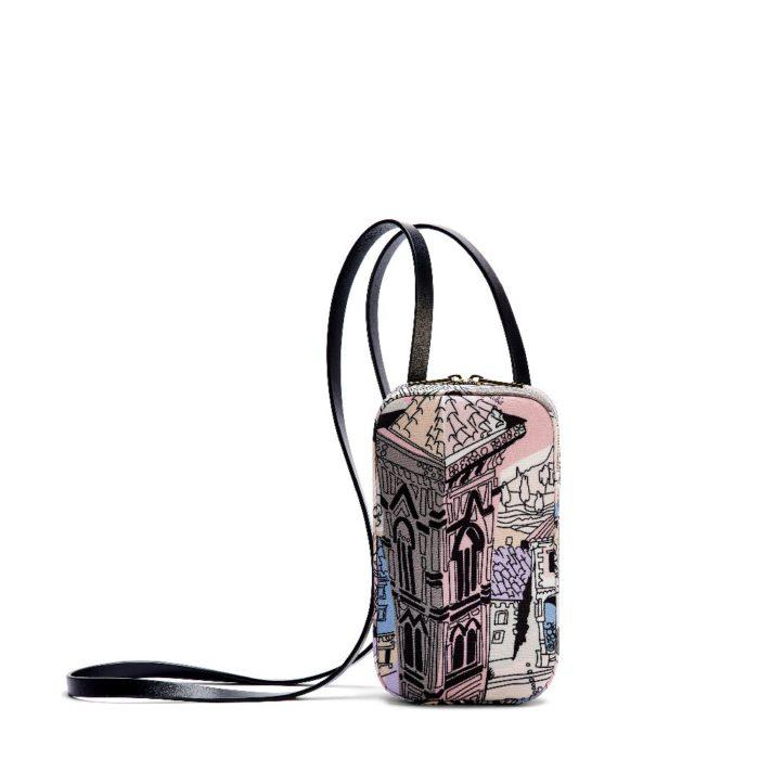 軽やかなムードの色・モチーフ 「EMILIO PUCCI(エミリオ・プッチ)」、ハンズフリーなミニバッグ発売