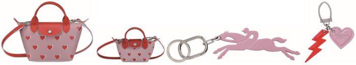 「LONGCHAMP(ロンシャン)」、限定デザインの「ル プリアージュ キュイール」を発売