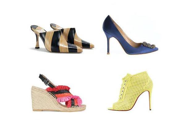 4大婦人靴ブランド、2021年春夏新作