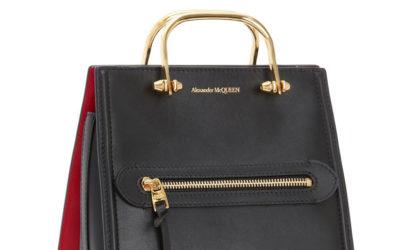 「Alexander McQueen(アレキサンダー・マックイーン)」、ショートストーリーバッグを発売