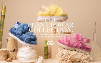 「UGG®」、植物由来の素材の「Plant Power(プラント パワー)」コレクションを発表