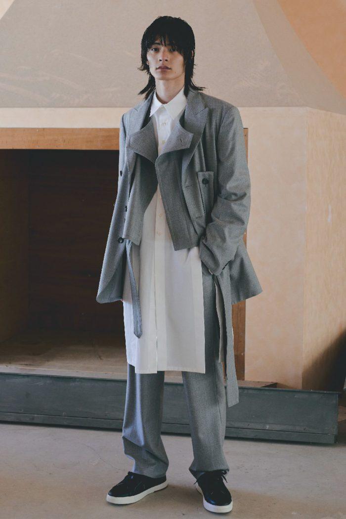 「UJOH(ウジョー)」、2021-22年秋冬コレクションを発表