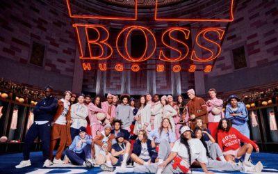 「BOSS(ボス)」、「RUSSELL ATHELTIC(ラッセルアスレチック)」とコラボ