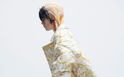 「EMILIO PUCCI(エミリオ・プッチ)」、2021-22年秋冬コレクションを発表 リゾーティなポジティブルックを提案