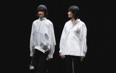 「beautiful people(ビューティフルピープル)」、2021-22年秋冬コレクションを発表 上下が逆さまの逆転発想