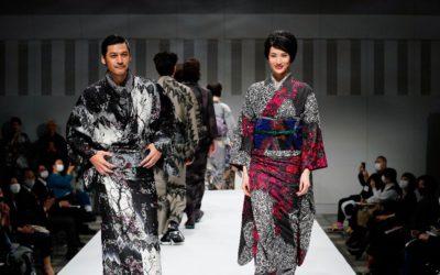 「JOTARO SAITO(ジョウタロウ サイトウ)」、2021-22年秋冬コレクションを発表 キモノ表現の枠を突き抜け