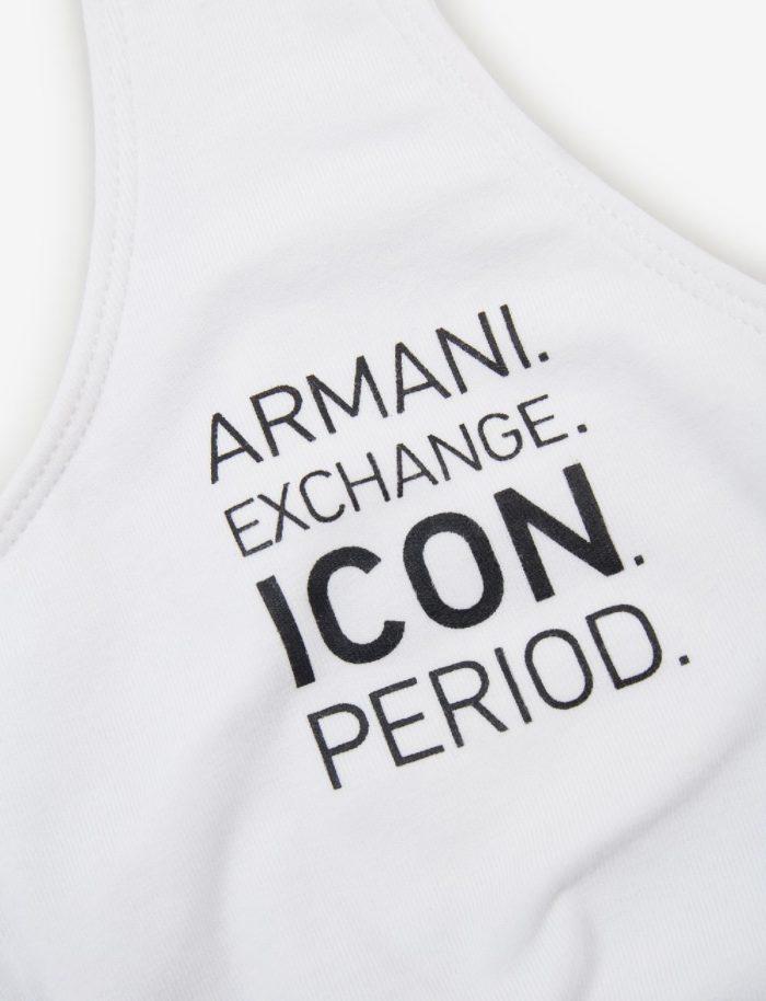 快適な着心地のブラレットとショーツ 「A|X アルマーニ エクスチェンジ」、レディースアンダーウェアを発売