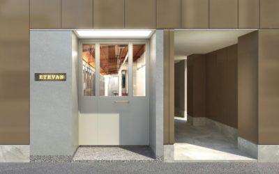 「EYEVAN(アイヴァン)」、東京・青山に旗艦店「EYEVAN Tokyo Gallery」をオープン