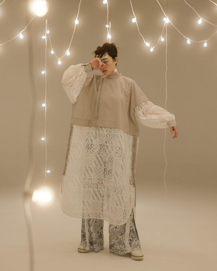 「mintdesigns(ミントデザインズ)」、2021-22年秋冬コレクションを発表