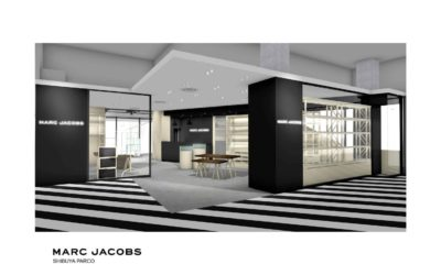 「MARC JACOBS(マーク ジェイコブス)」、渋谷パルコに新ストアをオープン