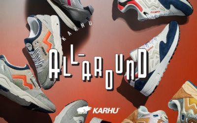 十種競技をイメージ 「KARHU(カルフ)」、21春夏コレクション「ALL-AROUND PACK」を発売