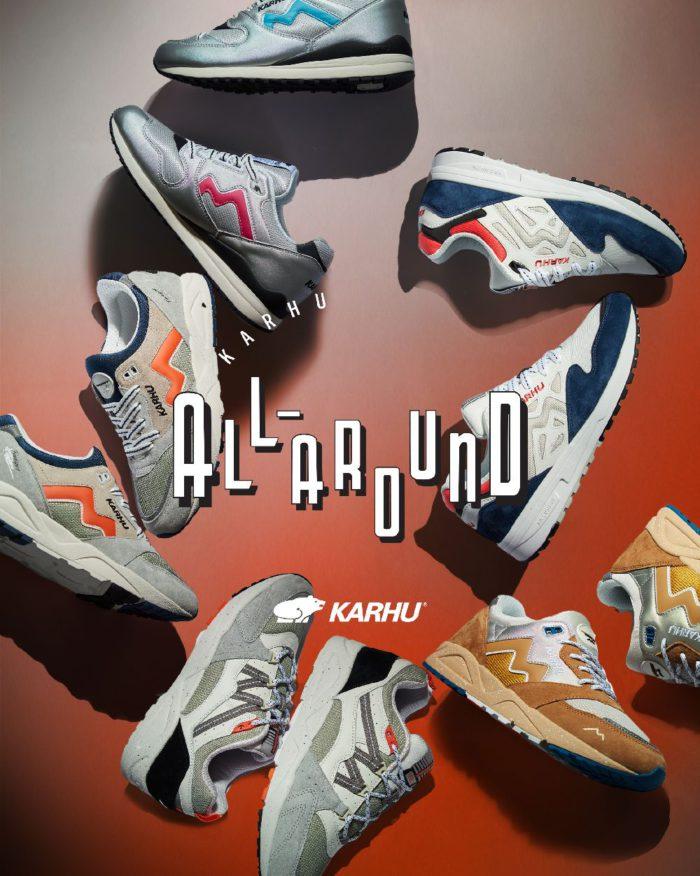 十種競技をイメージ 「KARHU(カルフ)」、21春夏コレクションを発売