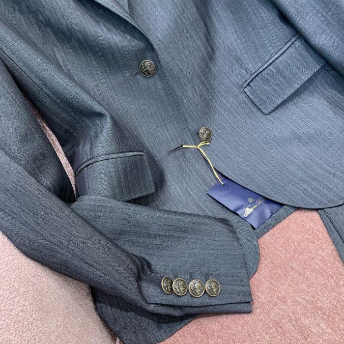 「Brooks Brothers(ブルックス ブラザーズ)」で本格スーツのパターンオーダーを体験
