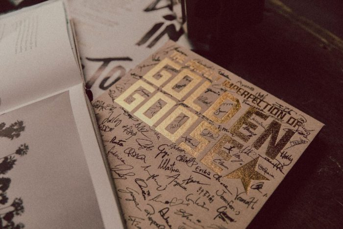 「Golden Goose(ゴールデン グース)」、スペシャルブックを発売 ブランド設立20周年を記念