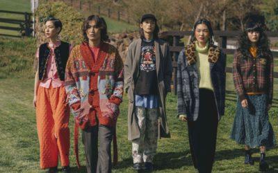 「KEITA MARUYAMA(ケイタマルヤマ)」、2021-22年秋冬コレクションを発表 「クチュール グランジ」を提案 高田賢三氏へのリスペクトも