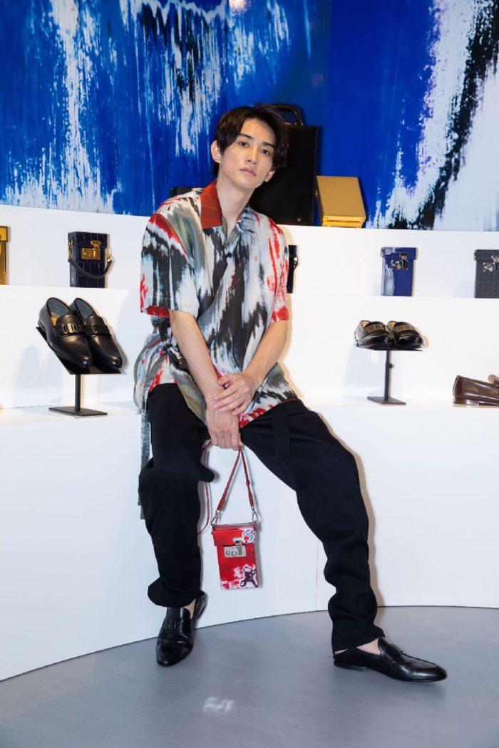 「dunhill(ダンヒル)」、GINZA SIXにコンセプトストアをオープン 俳優の町田啓太さんが来場