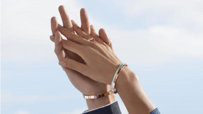 「CHAUMET(ショーメ)」の「ジョゼフィーヌ」コレクション エグレットに新ダイヤモンド リング登場