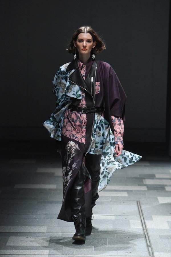 2021-22年秋冬東京コレクション