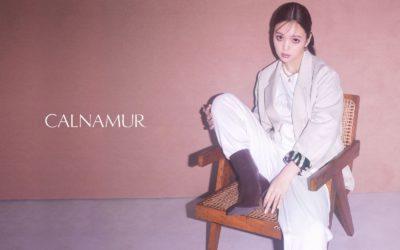 藤田ニコルさんがディレクション 新ブランド「CALNAMUR(カルナムール)」誕生