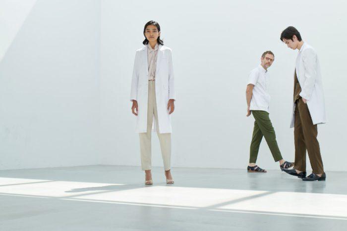 白衣メーカーの「Classico(クラシコ)」、新ショップを六本木にオープン