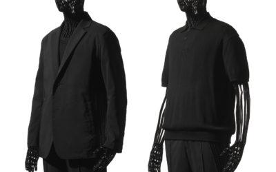 味わい深い黒を表現 A-POC ABLE ISSEY MIYAKE(エイポック エイブル イッセイ ミヤケ)、新プロジェクト「TYPE-I」を発表