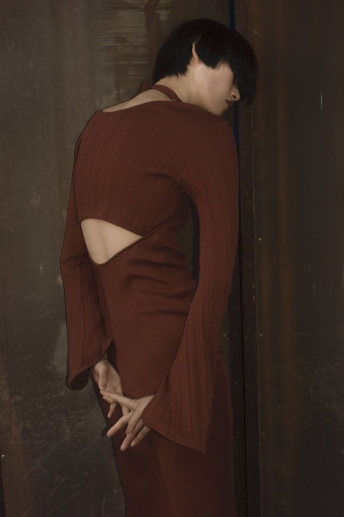 「Mame Kurogouchi(マメ クロゴウチ)」、2021年プレフォールコレクションのキャンペーンを発表 京都のムードを投影
