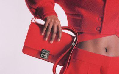 「GIVENCHY(ジバンシィ)」、ハンドバッグ「4G」を発売 モダンでタイムレスなたたずまい