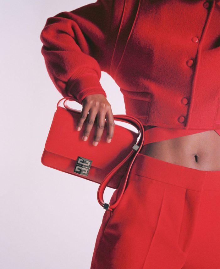 「GIVENCHY(ジバンシィ)」、ハンドバッグ「4G」を発売