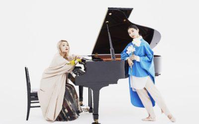 「hueLe Museum(ヒューエルミュージアム)」、初のテレビCMを放映 バレエダンサー・飯島望未さんとポップスピアニスト・ハラミちゃんが異色コラボ