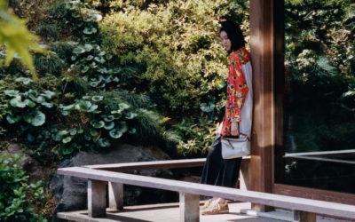 """「LOEWE(ロエベ)」、""""パズルエッジ バッグ""""を発売 CHIHARUさんをフィーチャー"""
