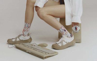 「CAMPER(カンペール)」、韓国人気ブランド「ADERERROR(アーダーエラー)」と初コラボ