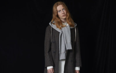 「Scye(サイ)」、2021-22年秋冬コレクションを発表 英国式テーラリングに「ミリタリー×スポーティ」ミックス