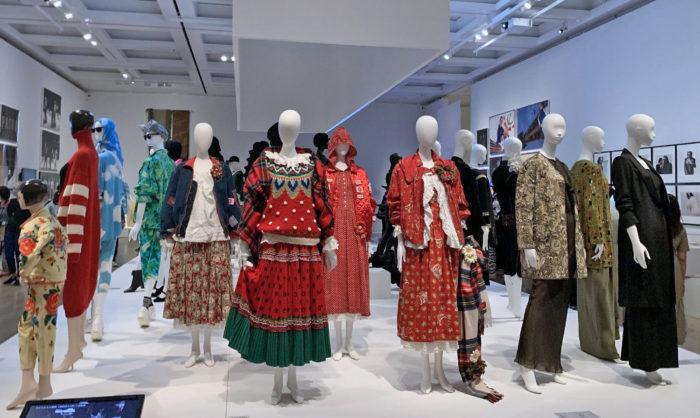 「ファッション イン ジャパン 1945-2020 ─流行と社会」