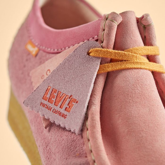 Levi's® Vintage Clothing x Clarks Originals コレクションが発売