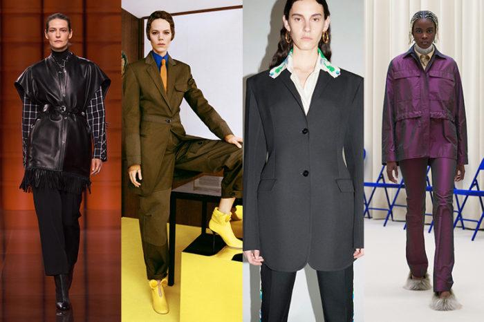2021-22年秋冬ファッションの6大トレンド 拘束からの「エスケープ」 レトロやテック感漂う