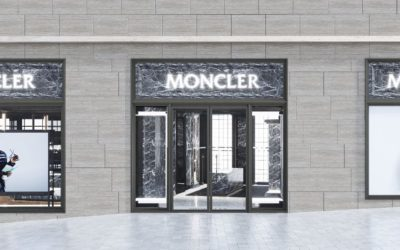 「MONCLER(モンクレール)」、六本木ヒルズに新店舗をオープン モンクレール ジーニアスのフルコレクションも販売