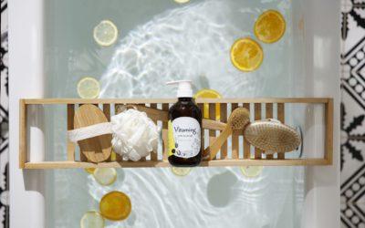 心まで満たす、ビタミンと植物エッセンシャルオイルを配合 「バイタミング リフレッシング・ボディソープ」を発売