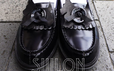 花と犬のモチーフ付き 「SIIILON(シーロン)」と「HARUTA(ハルタ)」のコラシューズ第2弾が発売