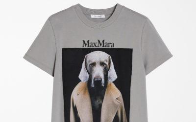 アーティスト7人が手掛けた7種類のTシャツ 「Max Mara(マックスマーラ)」、70周年記念のカプセルコレクション発売