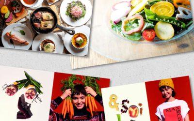 【「野菜×おしゃれ」で健やかビューティー vol.13】「野菜がおいしいダイニング LONGING HOUSE(ロンギングハウス) 北青山」と、「MAX&Co.(マックス アンド コー)表参道店」