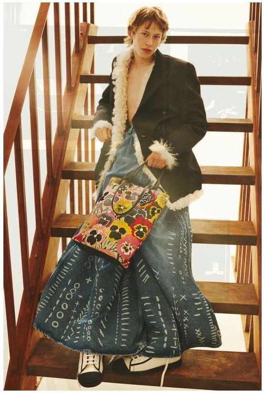 ファッションは「性別不問」時代へ ジェンダーレスな服装が流行