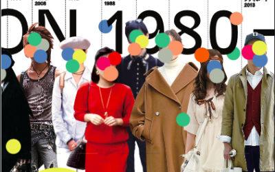 渋谷、原宿、新宿で定点観測40年 『ストリートファッション 1980-2020―定点観測40年の記録』を出版