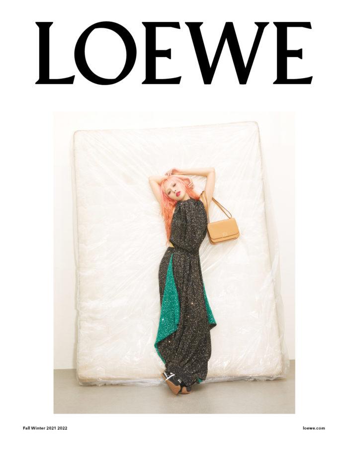 ゴヤファミリーに新顔が3サイズで登場 「LOEWE(ロエベ)」、アンバサダーにキム・ヒョナを起用