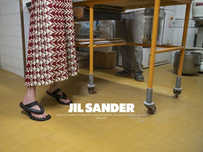 「JIL SANDER(ジル サンダー)」、2021-22年秋冬のキャンペーンイメージを発表