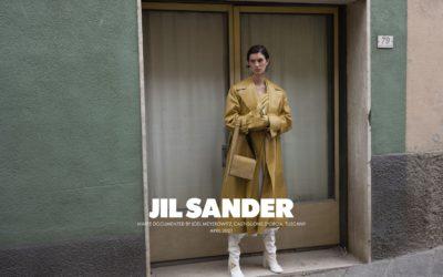 「JIL SANDER(ジル サンダー)」、2021-22年秋冬のキャンペーンイメージを発表 ジョエル・マイヤーウィッツ氏が撮影